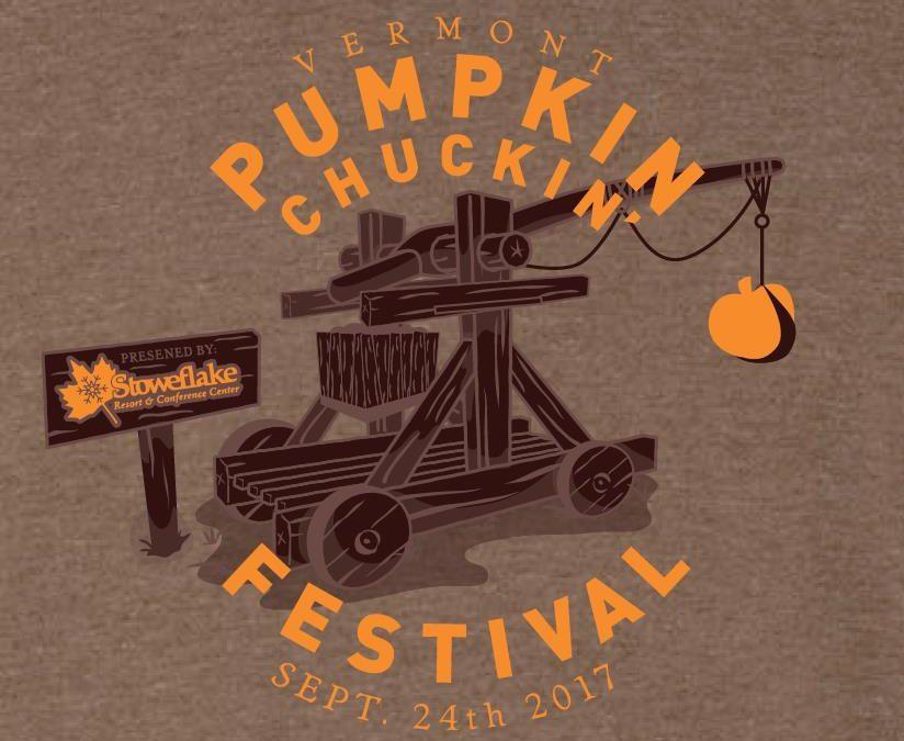 It's Pumpkin Chuckin' Time